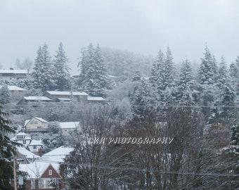Aberdeen Winter
