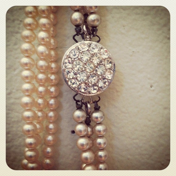 Reserved for Christine do not purchase.        vintage pearls