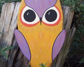 Owls decorative wall hanging