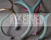 Reserved Listing for jamievillarreal
