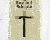 The Shawshank Redemption 11X17 Print