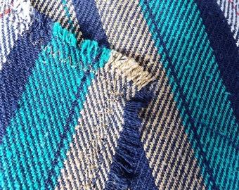 Robe of Daniel Button Front Long Linen Robe with Linen Belt