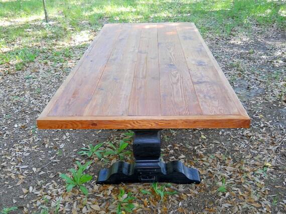 custom order4 farmhouse table for ylbarnett part 1