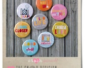 Flair Buttons Boutique (The Snap Decision)