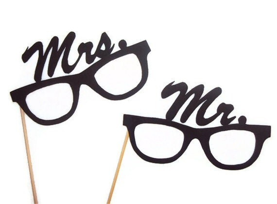 Wedding Photobooth Photo Booth Props By FoamyFactory On Etsy