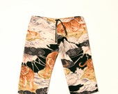 Children's Drawstring Tiger Pant
