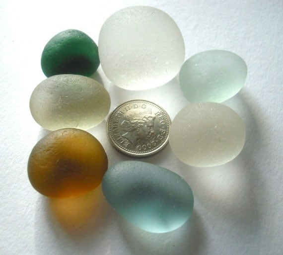 English Sea Glass Collection