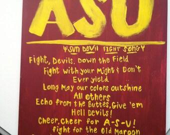 Arizona State University Canvas
