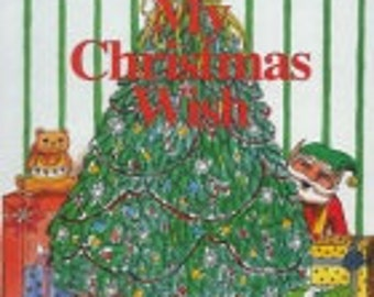 My Christmas Wish- personalized storybook