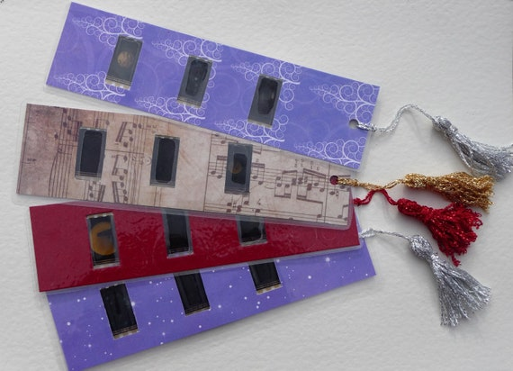 The Nightmare Before Christmas Film Cell Bookmark
