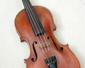 C.A. Wunderlich Violin