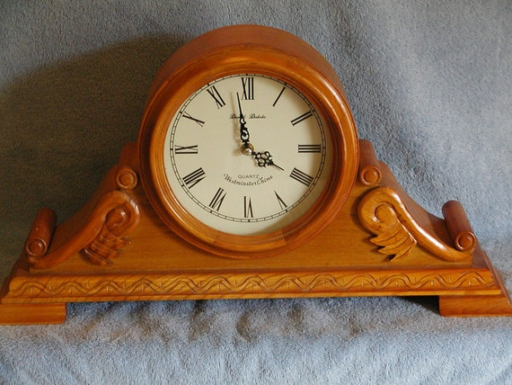 Daniel Dakota Quartz Westminster Chime Mantel Clock
