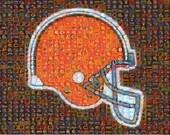 5 Cleveland Browns Mosaics plus bonus