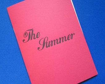 The Summer zine