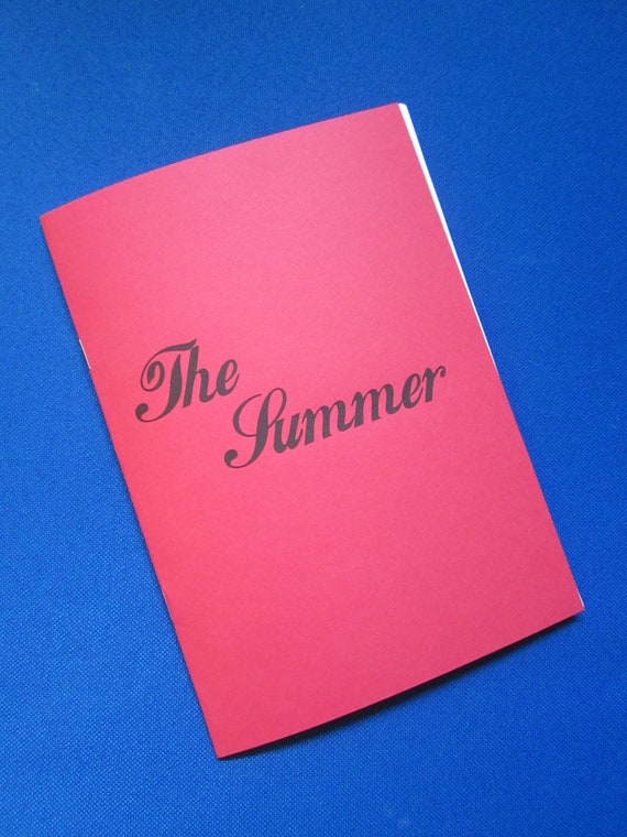The Summer zine