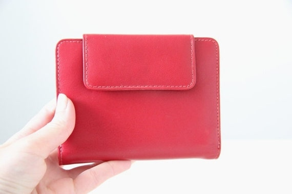 Vintage quality leather wallet