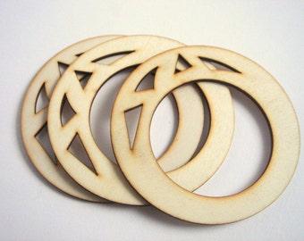 Unfinished Wood Bangle