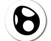 Yoshi - Brawl Button Series 1