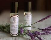 Lavender Ylang Ylang Perfume Oil - Travel Size