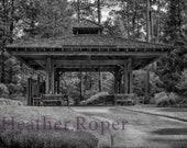 Fine Art Photography, Pagoda, Army Veteran, Pine Mountain Georgia