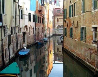 Fine Art Photography - Venice. High quality color print for home decor