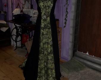 fantasy evening dress