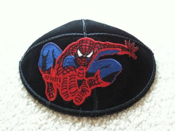 Spiderman Kippah, Yarmulke