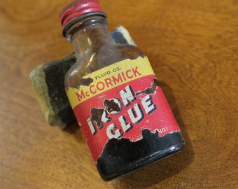 McCormick and Schick bottles