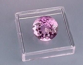 12mm round briliant amethyst gemstone gem stone