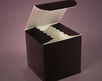 Black Gift Box - 10 Pack