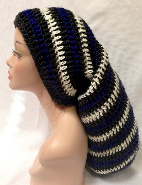 Crochet Your Dreads : Unisex Mega Dreadlocks Crochet Hat by Africancrab on Etsy