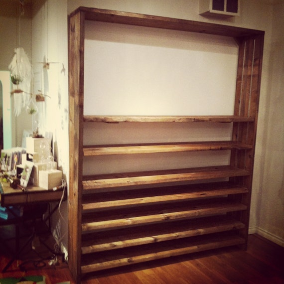 Adjustable reclaimed wood shelves for Shelves made from reclaimed wood