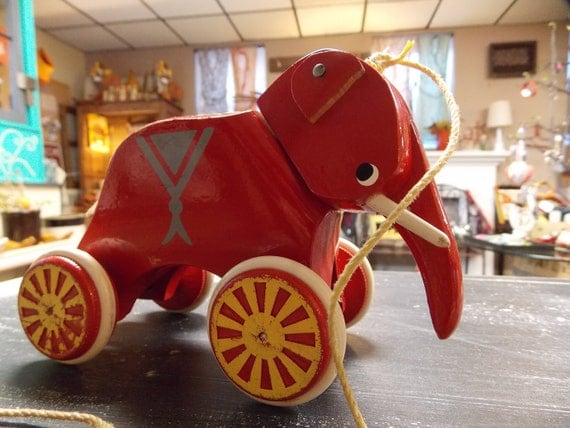 Toys That Were Made In The 1970 : S brio elephant toy made in sweden