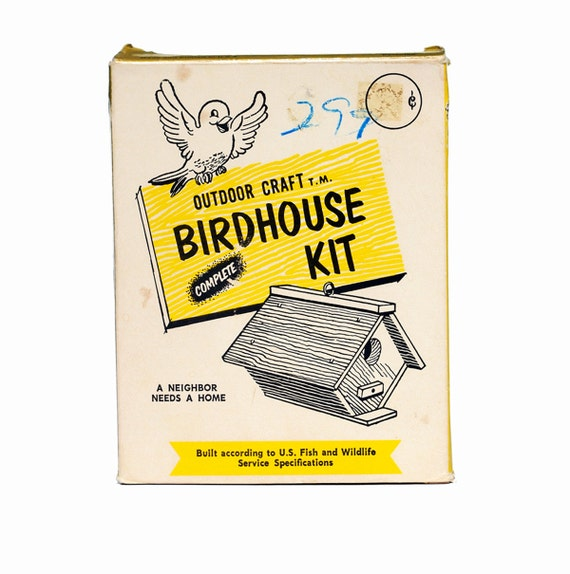 Birdhouse Kit By Outdoor Craft U S Fish And By