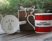 Sagittarius Hoop Mug