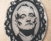Bill Murray Cameo Necklace