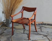 Maloof style Low Back Dining Chair