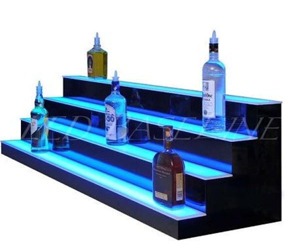 32 tag re lumineuse led bar maison ou bar bouteille. Black Bedroom Furniture Sets. Home Design Ideas