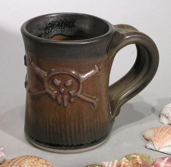 Pirate Skull & Bones mug