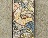 iphone 4, 5, 6 case -  Samsung Galaxy S3 S4 S5  mini - William Morris -  smartphone - Mobile - Illustration - Nineteenth Century - Art
