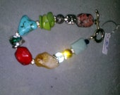 Multistone Positive Energy Bracelet