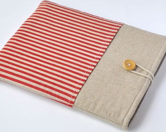 iPad Case, iPad Sleeve, iPad Cover,ipad bag , kindle case,kindle cover,padded and button closure with pockets for iPhone