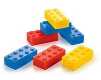 Building Block Soaps - 10 Colors Available