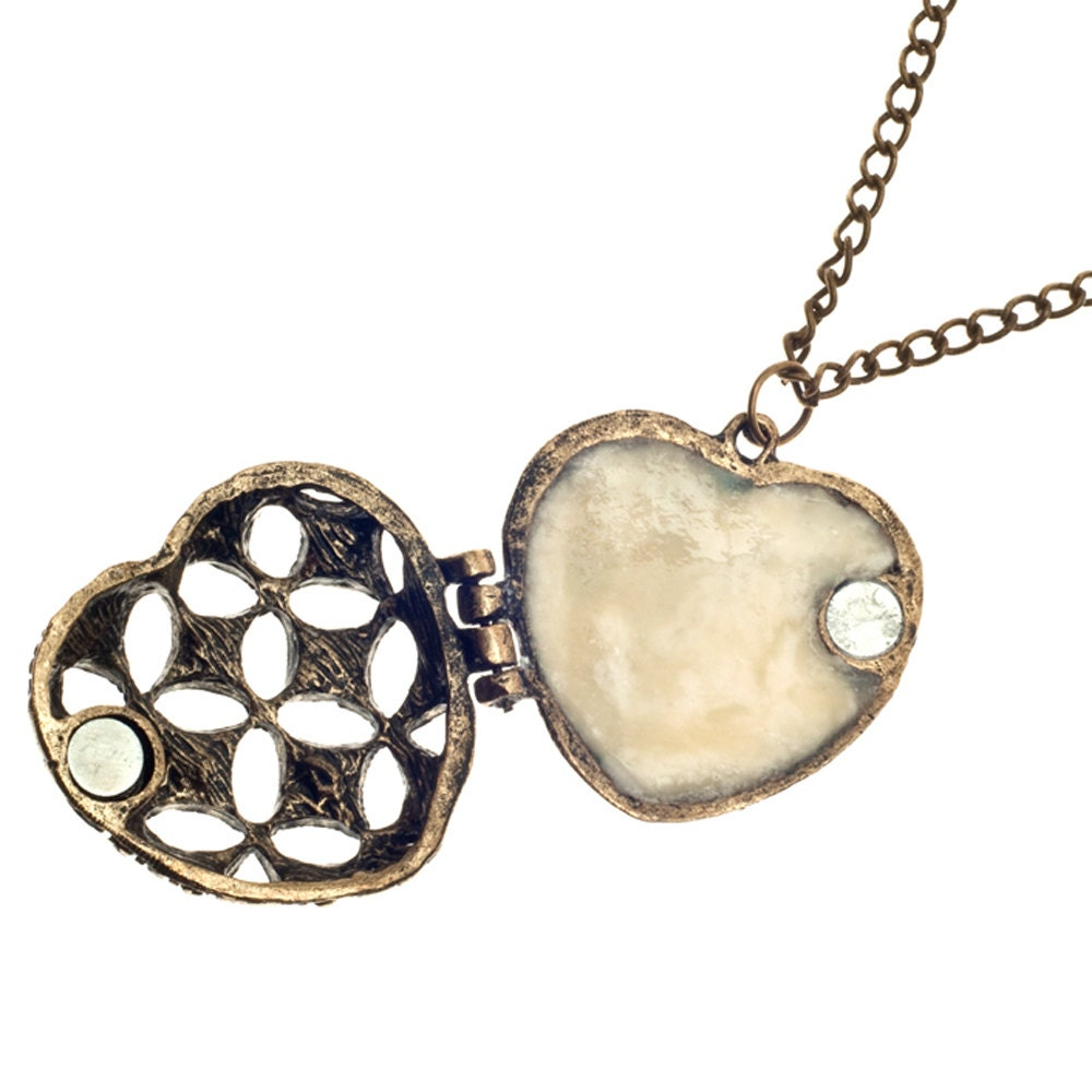 Breast Milk Locket