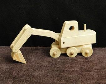 Excavator Tractor (056)