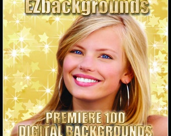 Top 100 Digital Backgrounds Package
