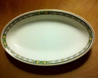 SALE Vintage serving platter and bowls, Johnson Brothers China of England