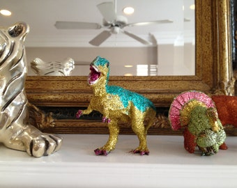 Glitter Tyrannosaurs Rex