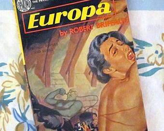 Europa 1950 Avon Book