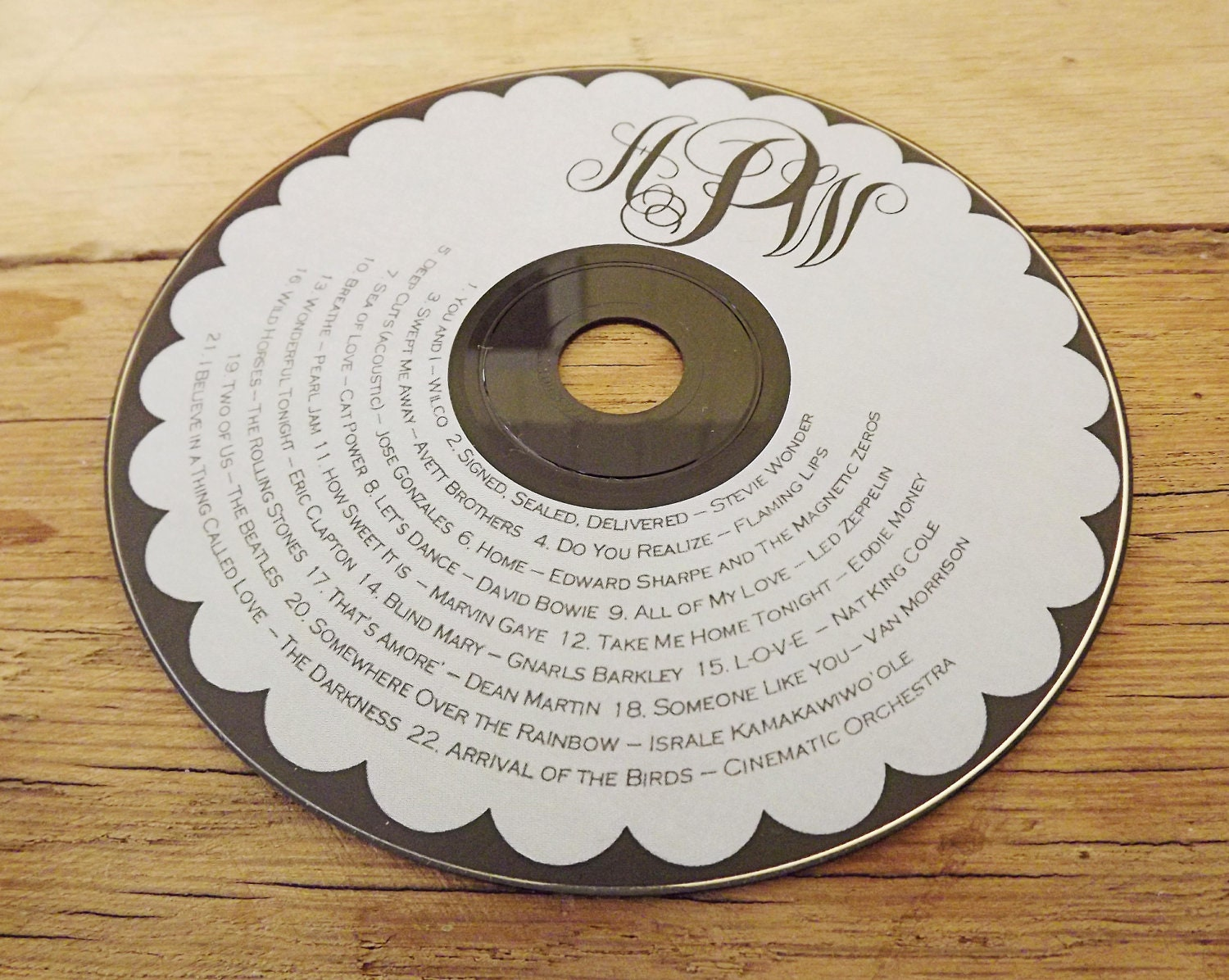 custom cd  dvd label template for printing on your own